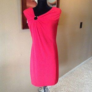 🆕 CALVIN KLEIN RED DRESS